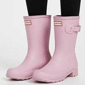 Hunter Original Short Rain boot - Bubblegum pink